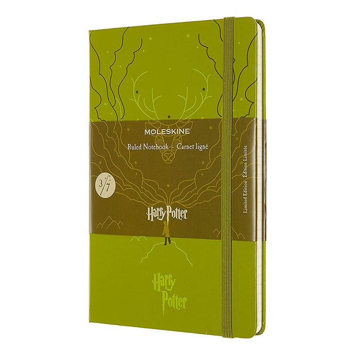 Harry Potter Limited Edition Expecto Patronum Notebook by Moleskine