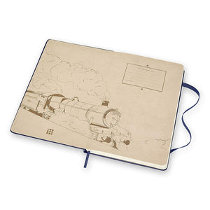 Additional image of Harry Potter Limited Edition Flying Car Notebook by Moleskine