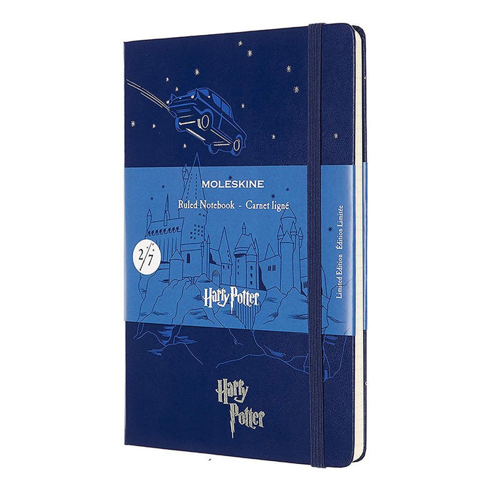 Harry Potter Limited Edition Flying Car Notebook by Moleskine