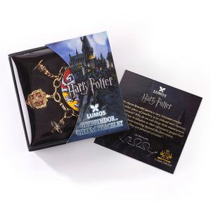 Additional image of Hogwarts Houses Lumos Charm Bracelet Set by Noble Collection