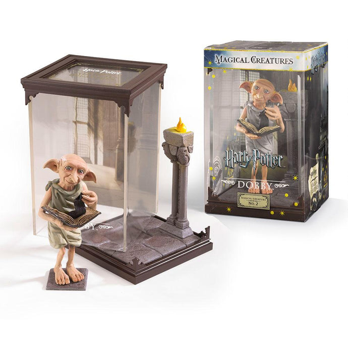 Magical Creatures No. 2 Dobby Sculpture from Noble Collection