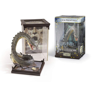 Magical Creatures No. 3 Basilisk Sculpture from Noble Collection