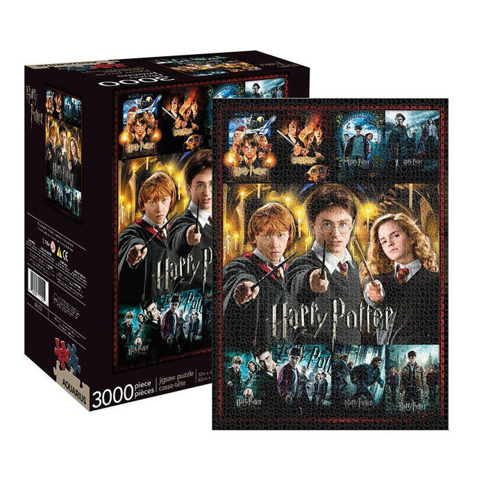 Movie Collection 3,000 Piece Puzzle