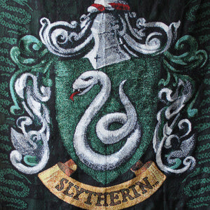 Additional image of Exclusive Slytherin Crest Tapestry Throw
