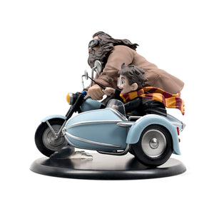 Additional image of Harry Potter & Rubeus Hagrid Limited Edition Q-Fig Max Figure