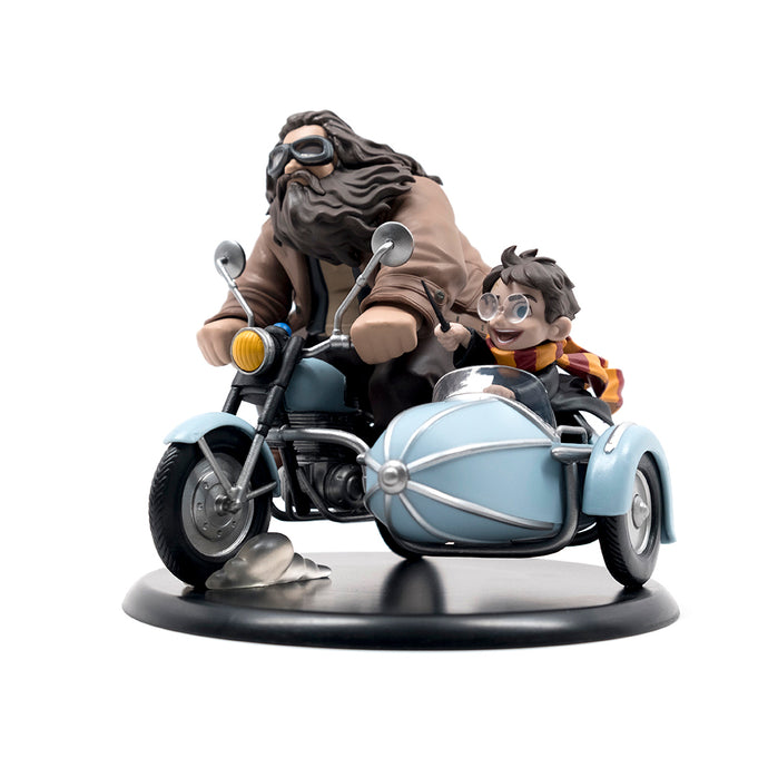 Harry Potter & Rubeus Hagrid Limited Edition Q-Fig Max Figure
