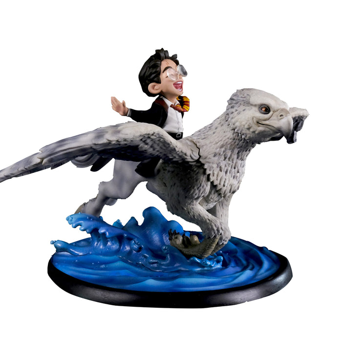 Harry Potter & Buckbeak Q-Fig Max Figure from Harry Potter and the Prisoner of Azkaban