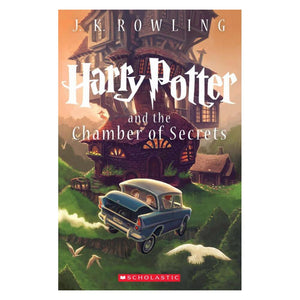 Harry Potter and the Chamber of Secrets (Book 2) (Paperback)