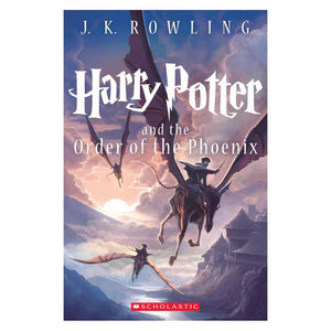 Harry Potter and the Order of the Phoenix (Book 5) (Paperback)