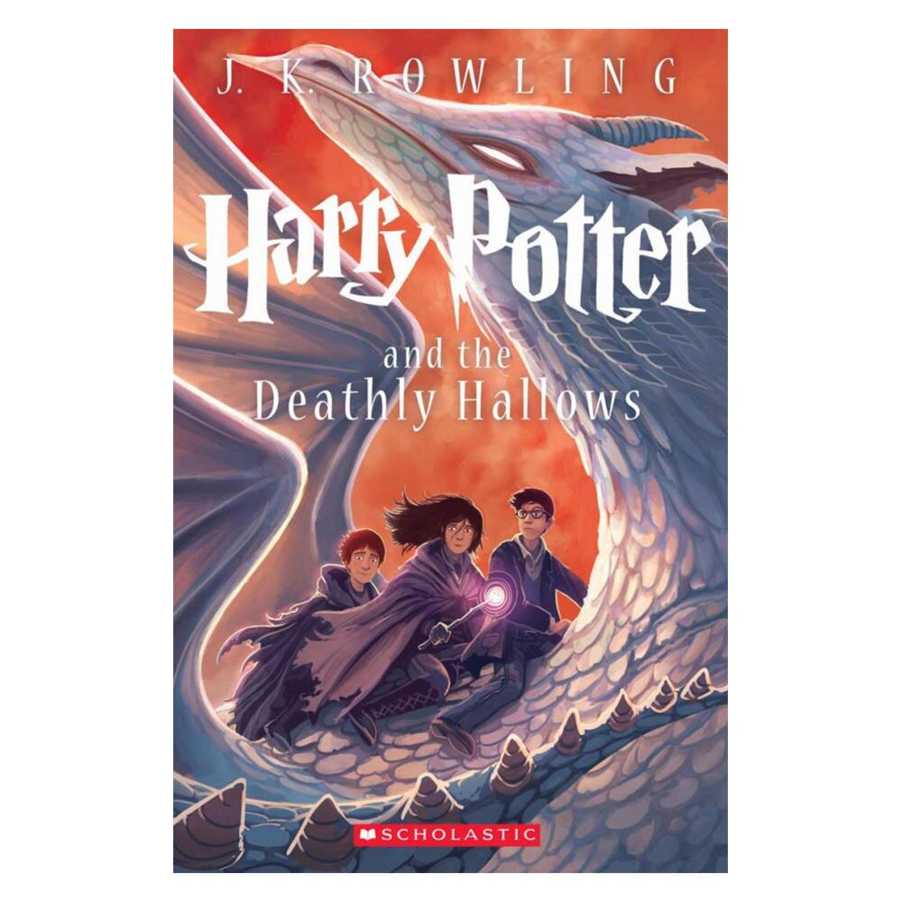 Harry Potter and the Deathly Hallows (Book 7) (Paperback)