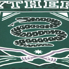 Exclusive Personalized Slytherin Crest Adult Quidditch Jersey Style T-Shirt from Harry Potter