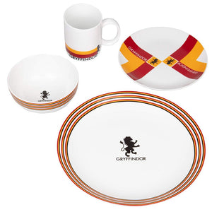 Gryffindor 16-piece Dinnerware Set from Harry Potter