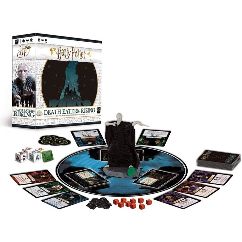 Harry Potter Death Eaters Rising Game