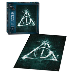 Harry Potter The Deathly Hallows 550 Piece Puzzle