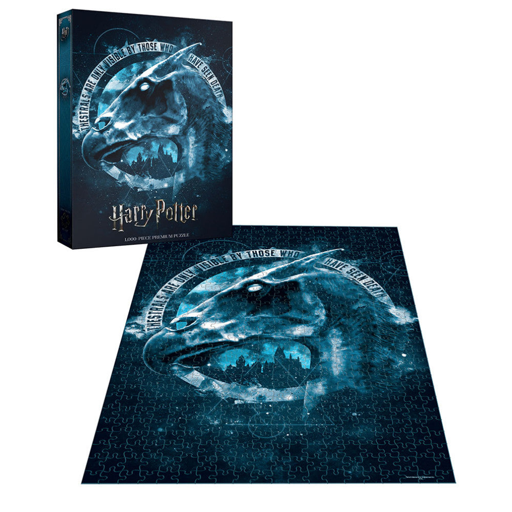 Harry Potter Thestral  1000 Piece Premium Puzzle