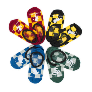 Harry Potter x Vans Women's Hogwarts Canoodle Socks 4-Pack