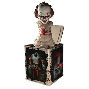 IT (2017) Pennywise Burst -A-Box
