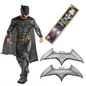 Justice League Movie Tactical Batman Adult Deluxe Costume Kit