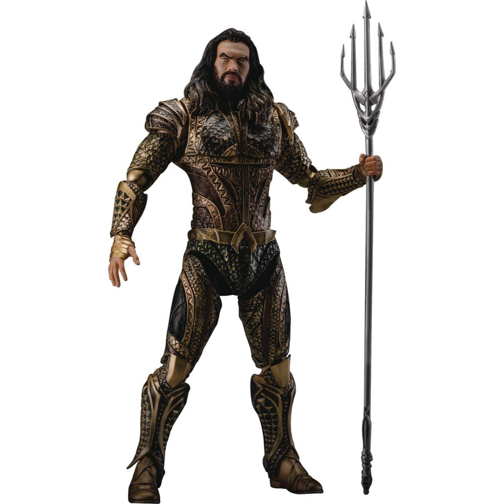 Justice League Movie Aquaman DAH-007 Dynamic 8action Heroes Action Figure