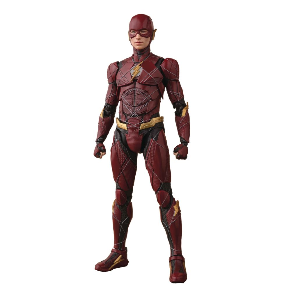 Justice League Movie The Flash S.H. Figuarts Action Figure
