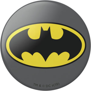 Justice League Batman Logo PopSockets Swappable PopGrip