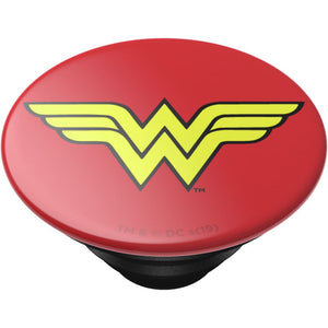 Additional image of Justice League Wonder Woman Logo PopSockets Swappable PopGrip