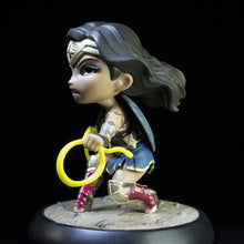 Additional image of Justice League Movie Wonder Woman Q-Fig Figure