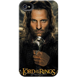 Additional image of The Lord of the Rings Aragorn Phone Case for iPhone and Galaxy, Style 1