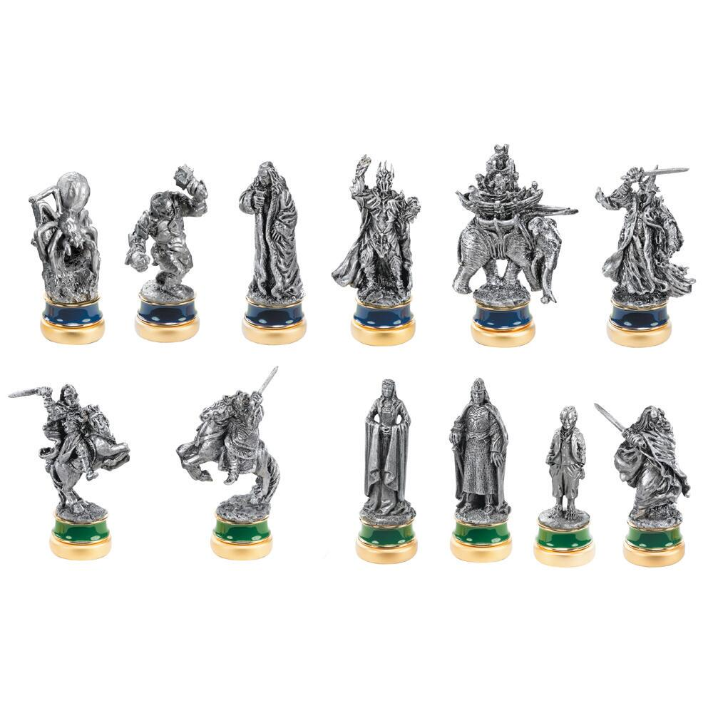 THE RETURN OF THE KING™ Chess Pieces / Small Figures by Noble Collection
