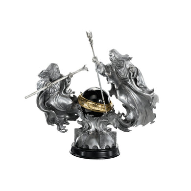 The Lord of the Rings The Battle of Wizards Sculpture