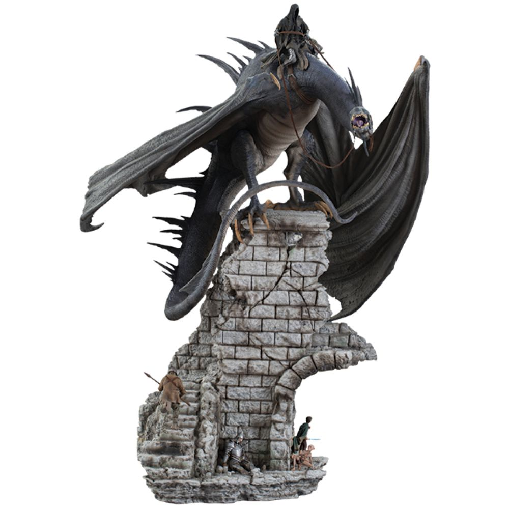 The Lord of the Rings Fell Beast Demi Art Scale 1/20 Statue Diorama