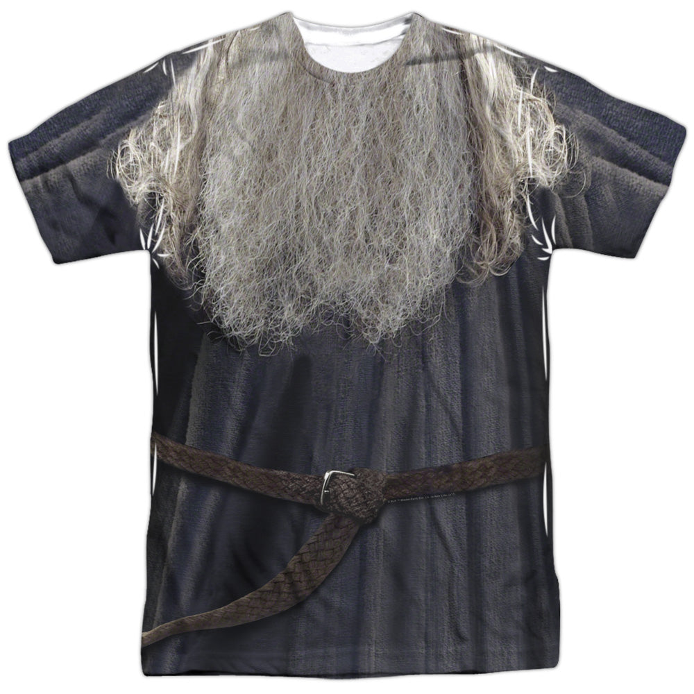 The Lord of the Rings GANDALF™ the Grey Costume Sublimated T-shirt