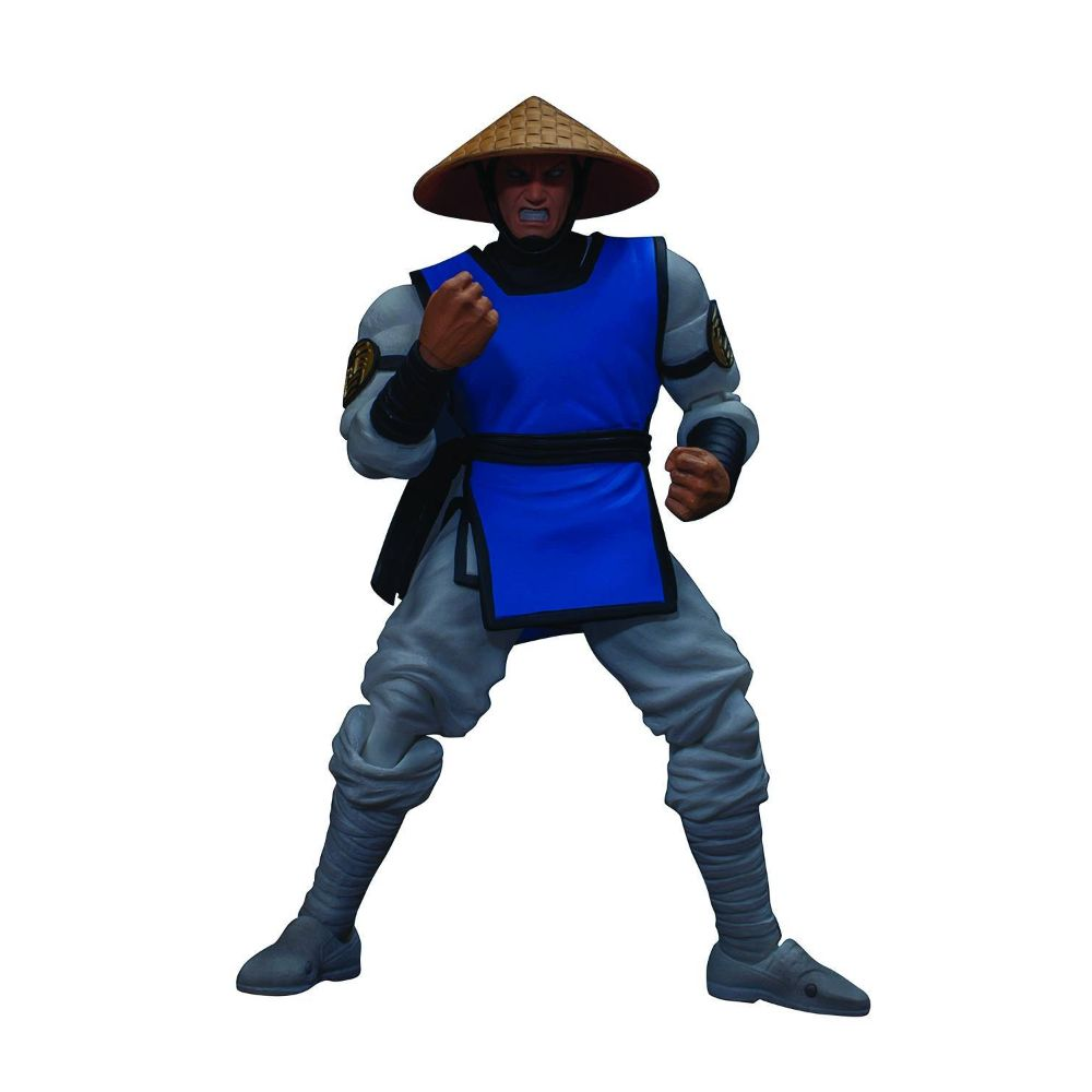 Mortal Kombat II Raiden 1/12 Scale Action Figure