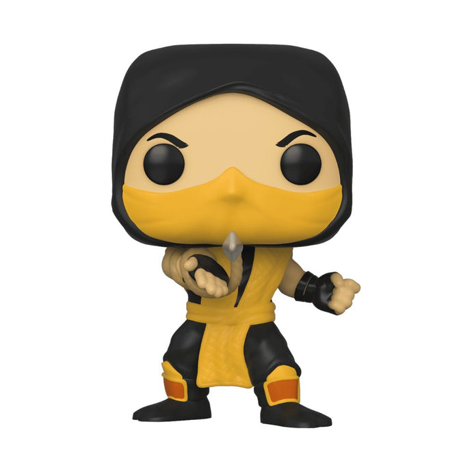 Scorpion Funko Pop! Games Vinyl Figure from Mortal Kombat