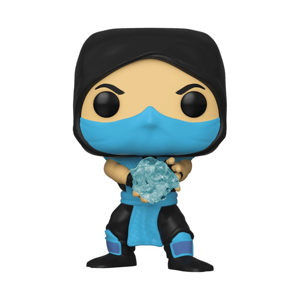 Sub-Zero Funko Pop! Games Vinyl Figure from Mortal Kombat