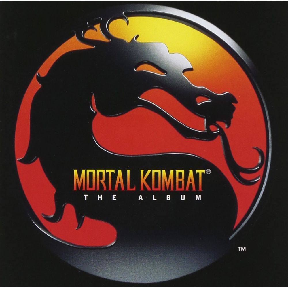 Mortal Kombat The Album (CD)