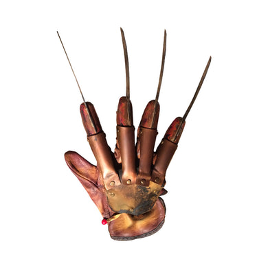 A Nightmare on Elm Street Deluxe Freddy Krueger Glove Prop Replica