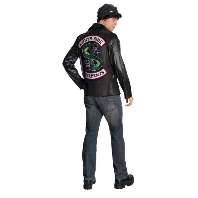 Jughead Jones Southside Serpents Costume Jacket from Riverdale