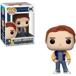 Riverdale Archie Andrews Funko Pop! Vinyl Figure