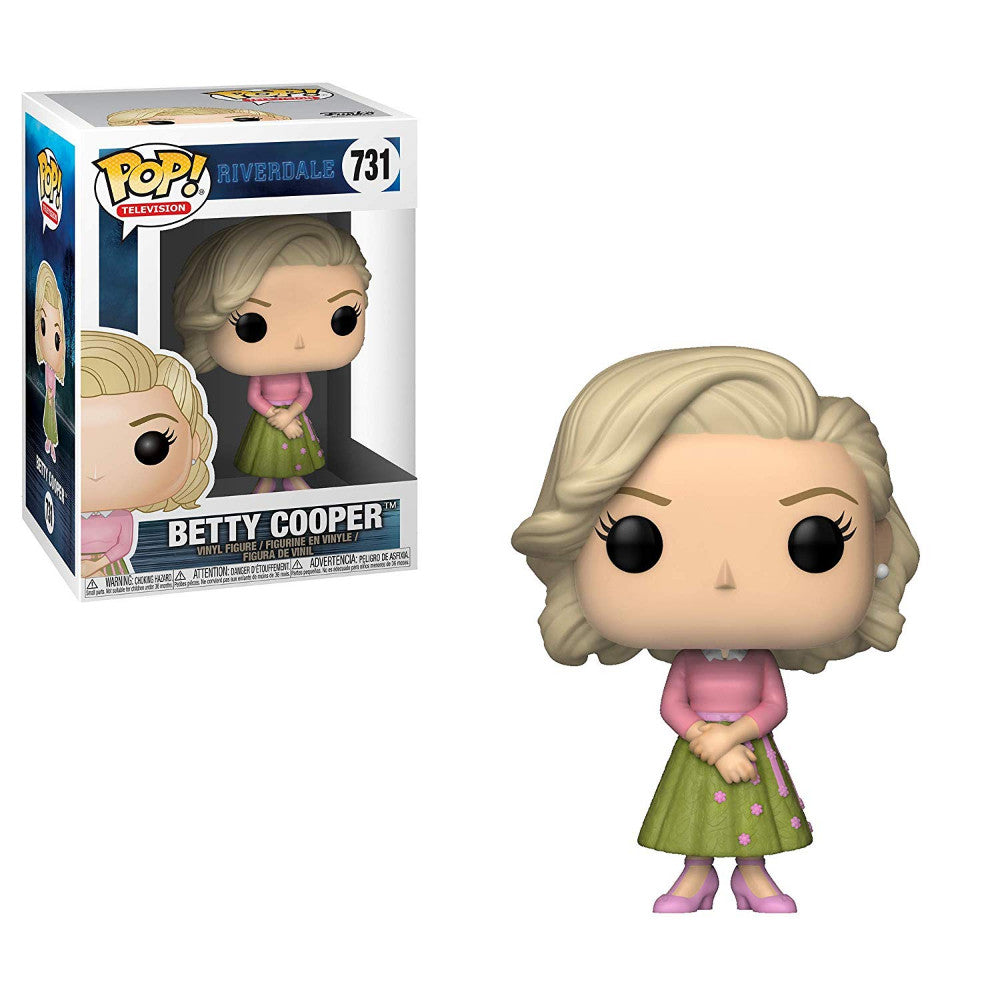 Riverdale Betty Cooper (Dream Sequence) Funko Pop! Vinyl Figure