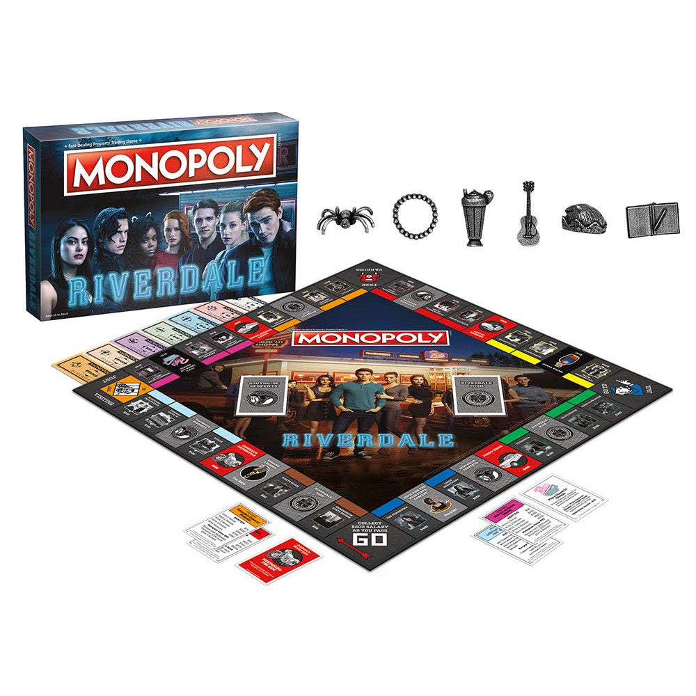 MONOPOLY®: Riverdale Board Game