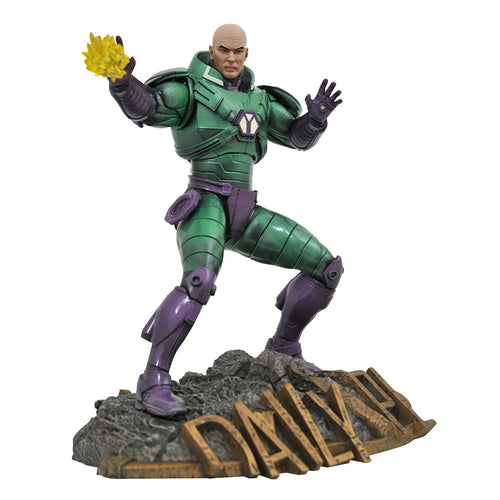 DC Comic Gallery Lex Luthor Statue