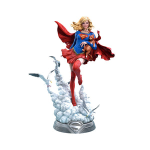 Supergirl 1/3 Scale Statue