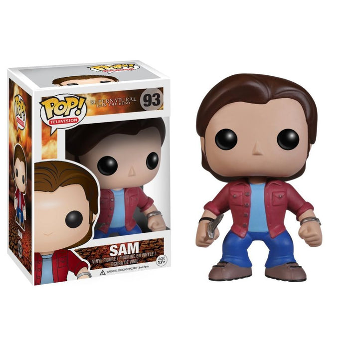 Supernatural Sam Funko Pop! Vinyl Figure