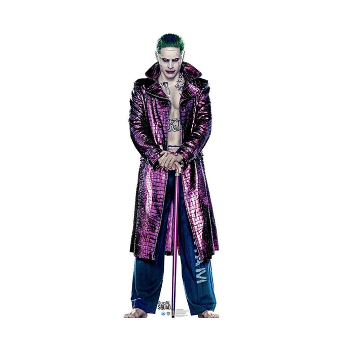Suicide Squad The Joker Standee