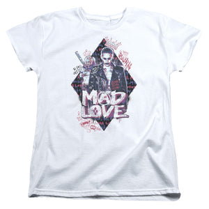 Suicide Squad Mad Love Women's T-shirt