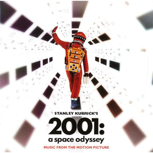 2001: A Space Odyssey (Music from the Motion Picture) (CD)