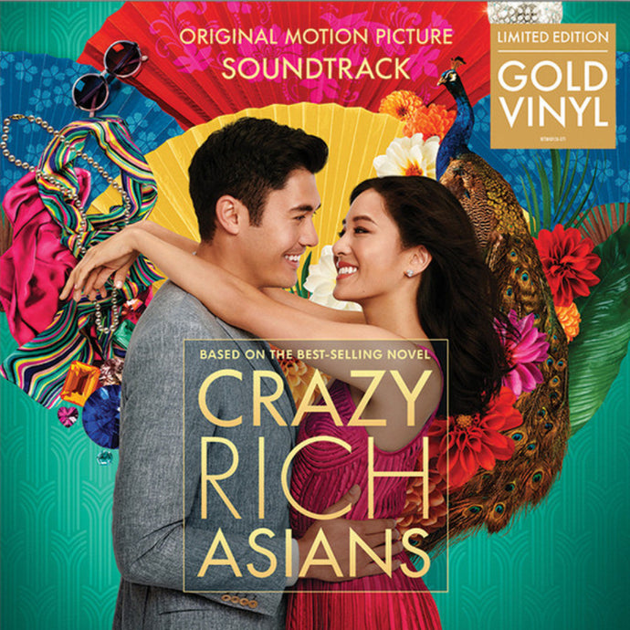 Crazy Rich Asians (Original Motion Picture Soundtrack) (Gold LP)