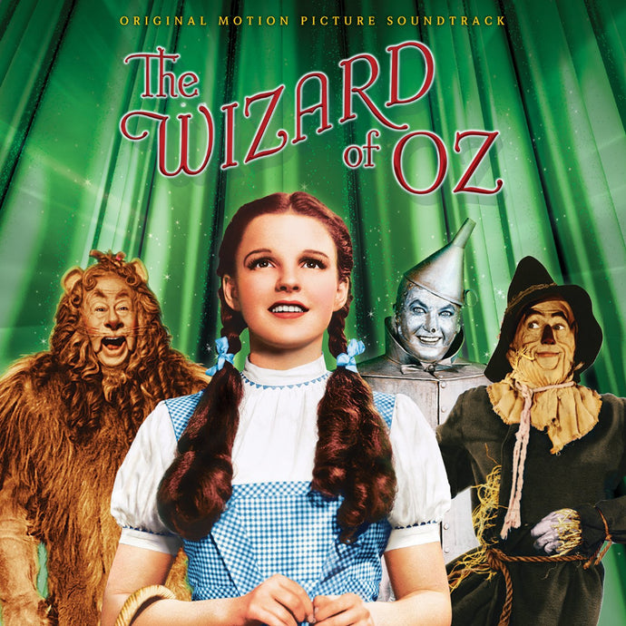 The Wizard of Oz (Original Motion Picture Soundtrack) (LP)
