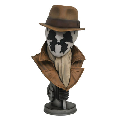 Watchmen Movie Legends in 3D Rorschach 1/2 Scale Bust